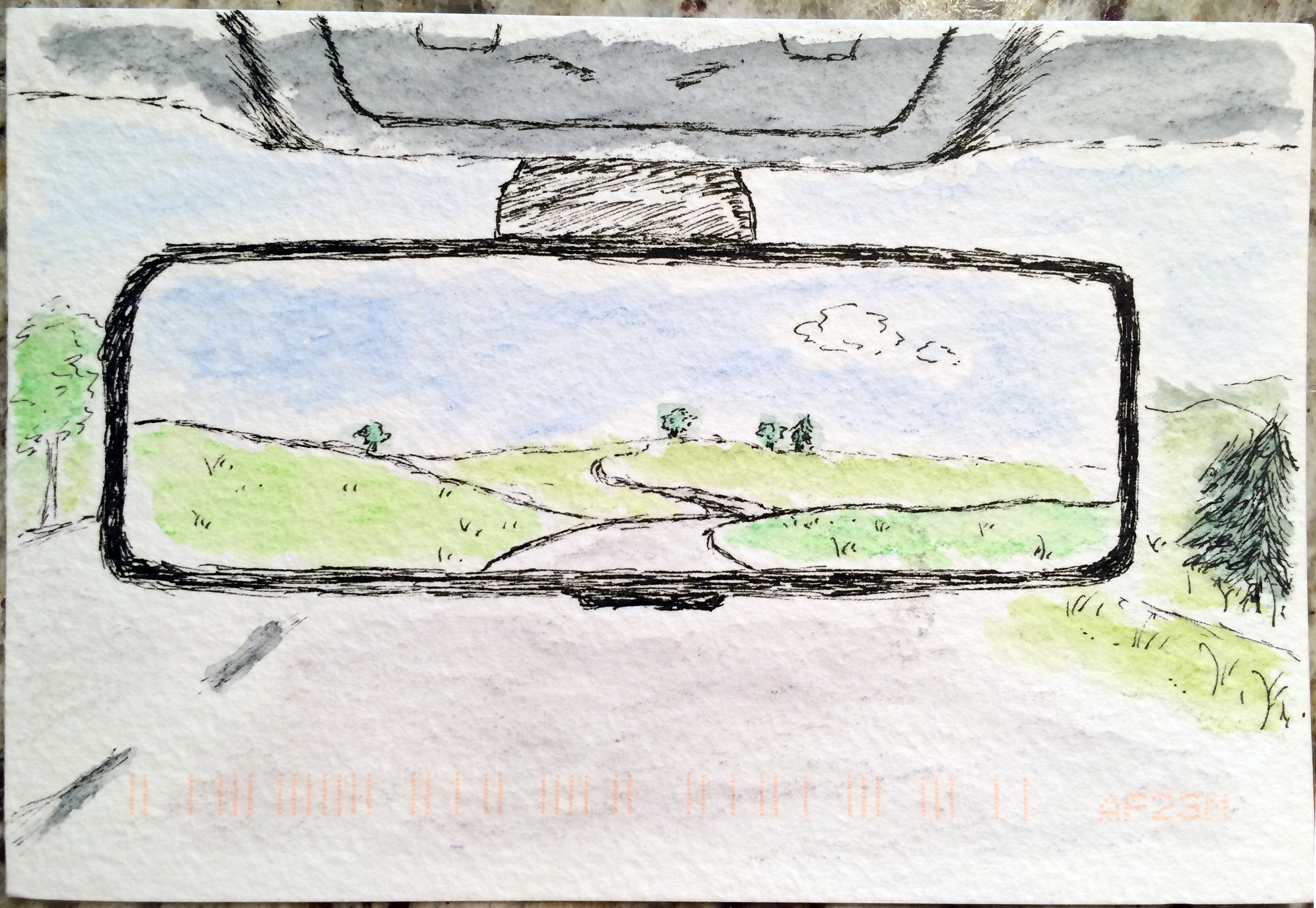 rear-view-mirror-drawing-32